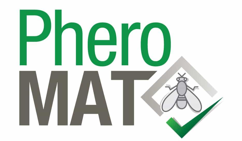 PheroMAT logo
