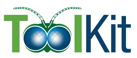 ToolKit logo - insect science